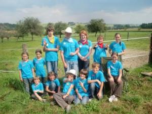 Feriencamp 2009